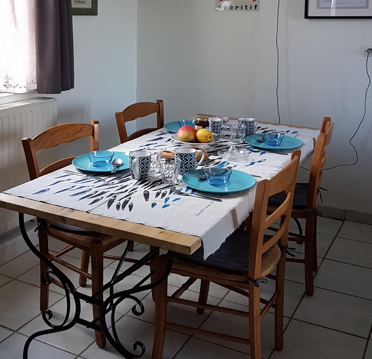 Une bonne table
